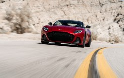 Aston Martin DBS Superleggera 2018 4K 6