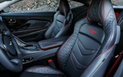 Aston Martin DBS Superleggera 2018 4K Interior