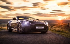 Aston Martin DBS Superleggera 2019 4K