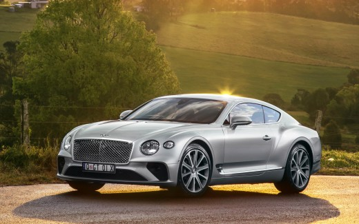 Bentley Continental GT 2018 4K 3