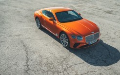 Bentley Continental GT 4K