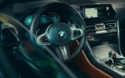 BMW 8 Series 2019 4K Interior 4K