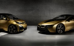 BMW i3 & i8 STARLIGHT Edition Edition