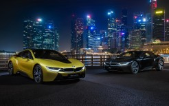 BMW i8 Frozen Yellow Edition 4K