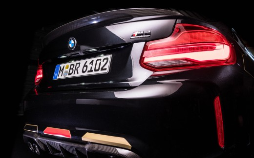 BMW M2 Competition M Performance Accessories 2018 4K 3