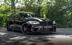 BMW M5 Manhart Racing MH5 700 2018 4K