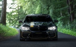 BMW M5 Manhart Racing MH5 700 2018 4K 2
