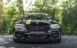 BMW M5 Manhart Racing MH5 700 2018 4K 3