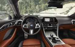 BMW M850i xDrive 2018 4K Interior