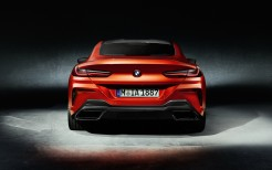 BMW M850i xDrive Carbon Package 2018 4K 3