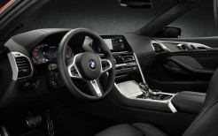 BMW M850i xDrive Carbon Package 2018 4K Interior