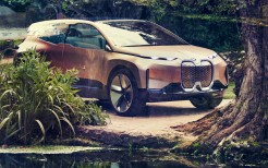 BMW Vision iNEXT Future SUV Car 4K 3