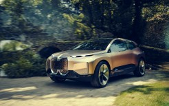BMW Vision iNEXT Future SUV Car 4K 7