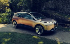 BMW Vision iNEXT Future SUV Car 4K 8