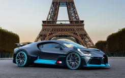 Bugatti Divo in Paris