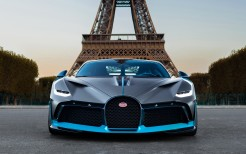 Bugatti Divo in Paris 2