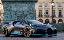Bugatti Divo in Paris 4K