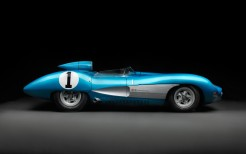 Chevrolet Corvette SS XP 64 Concept Car 1957 4K