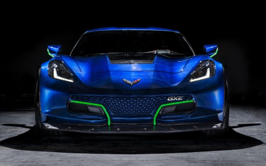 Corvette Genovation GXE 5K