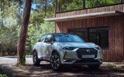 DS 3 Crossback E-Tense 2019 4K