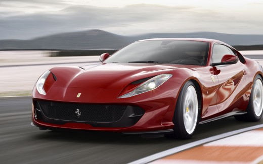 Ferrari 812 Superfast 2018 4K 4