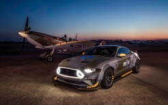 Ford Eagle Squadron Mustang GT 2018 4K 2