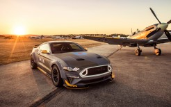 Ford Eagle Squadron Mustang GT 2018 4K 3