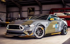 Ford Eagle Squadron Mustang GT 2018 4K 5