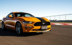 Ford Mustang GT Fastback 2018 4K
