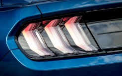 Ford Mustang LED Tail lights 4K