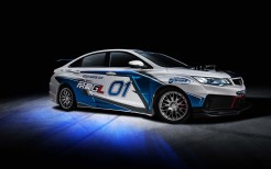 Geely Emgrand GL Race Car 2018 4K 3