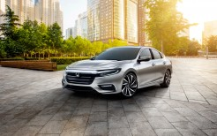 Honda Insight Prototype 2018 4K