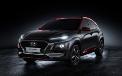 Hyundai Kona Iron Man Edition 2019 4K