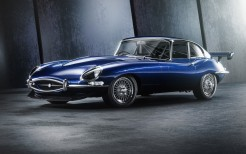 Jaguar E-Type 4K