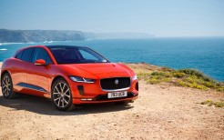 Jaguar I-Pace EV400 AWD HSE First Edition 2018 4K 2