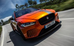 Jaguar XE SV Project 8 2018 4K 6
