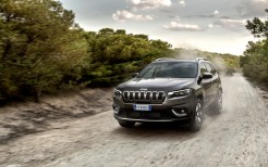 Jeep Cherokee Limited 2018 4K