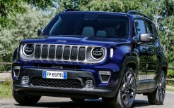 Jeep Renegade Limited 2018 4K