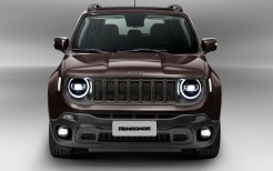 Jeep Renegade Limited 2018 4K 2