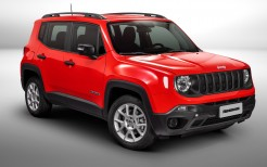 Jeep Renegade Sport 4K