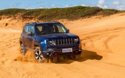 Jeep Renegade Trailhawk 2018 4K