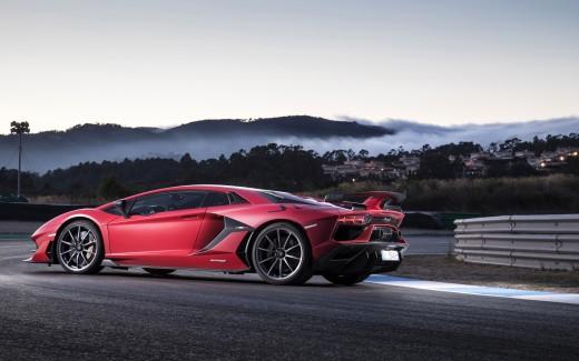Lamborghini Aventador SVJ 2018 4K Wallpaper | HD Car ...