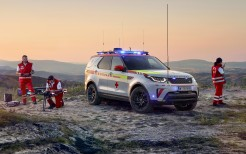 Land Rover Discovery Red Cross Emergency Response Vehicle 2