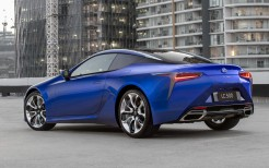 Lexus LC 500 Morphic Blue Limited Edition 2018 4K 2
