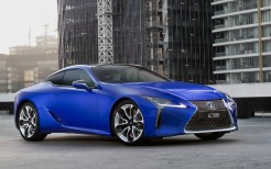 Lexus LC 500 Morphic Blue Limited Edition 2018 4K 3