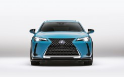 Lexus UX 250h Customized Concept 2018 4K