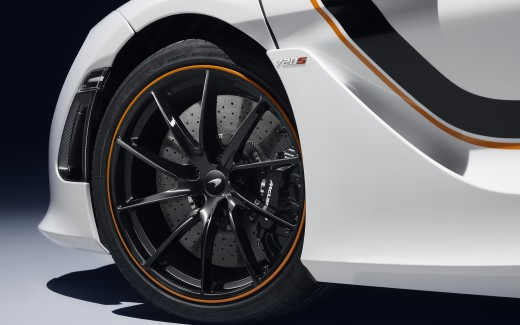 5 Car Themed Wallpapers For Ipad: McLaren 720S Track Theme 2018 5K 2 Wallpaper