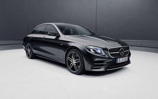 Mercedes AMG E 53 4MATIC 2018 4K