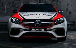 Mercedes AMG E 63 S 4MATIC Safety Car 4K