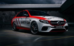 Mercedes AMG E 63 S 4MATIC Safety Car 4K 2
